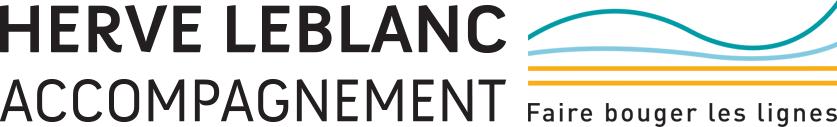 Logo de Hervé Leblanc Accompagnement, faire bouger les lignes